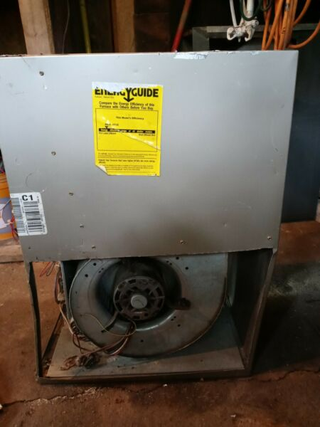 Carrier 4 Way Multipoise Induced Combustion Single Stage Gas Furnace 58STA090 $810.00