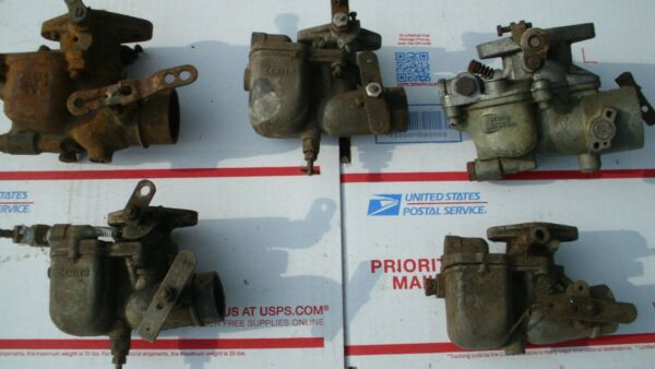 BOX OF 5 CARBURETORS FOR SMALL ENGINES. SEE PICTURES amp; DETAILS BELOW $12.99