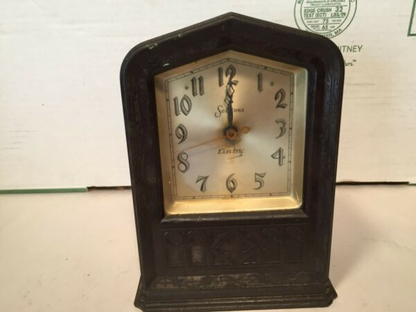 Vintage Sessions Electric Clock
