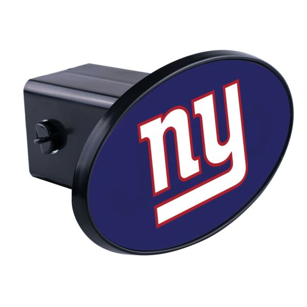 NEW YORK GIANTS NFL TOW HITCH COVER car truck suv trailer 2quot; receiver plug cap $14.98