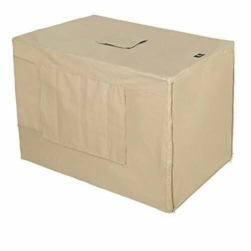 Polyester Crate Cover or Durable Windproof Kennel Covers for Wire Crates 30 Inch $29.98