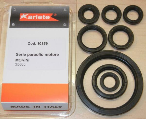 1960#x27;s on Moto Morini 350cc V twin engine seal kit Made In Italy 10859 $19.99