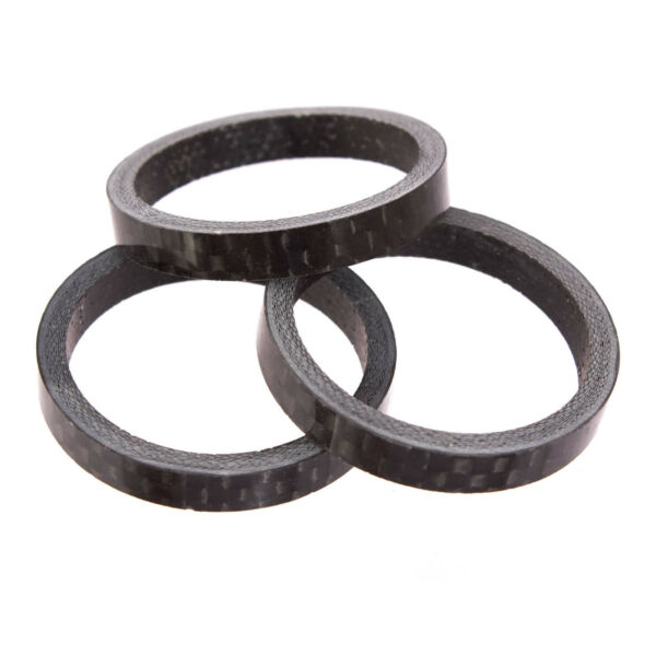 KHE Prism Carbon BMX Spacer 1 1 8 quot; Inches 1 1 8x0 3 16in For Head Set Only $10.12