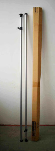 Manfrotto Mini Floor to Ceiling Poles 170 SET Used in excellent condition $150.00