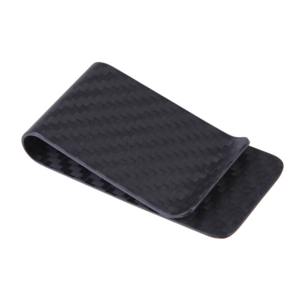 Real Carbon Money Clip Nice Money Clip For Your Banknotes $10.93