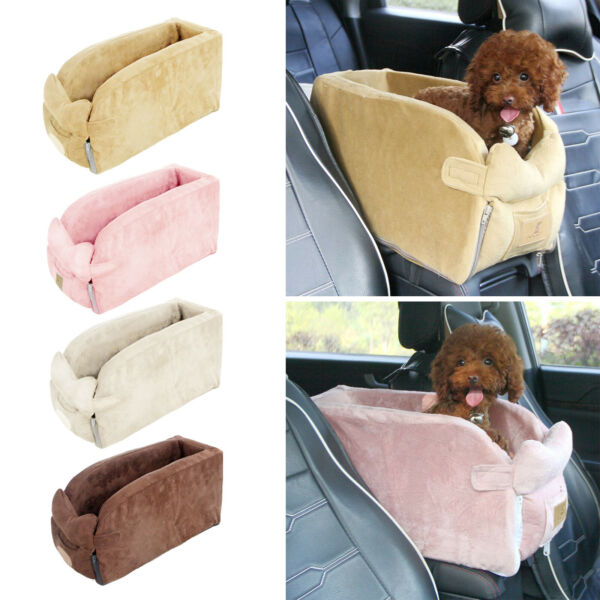 Washable Car Seat Cushion Stable Cat and Dog Protector Mat 45x20x24cm $32.17