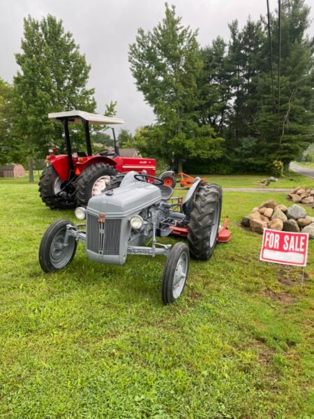 Tractor $4500.00
