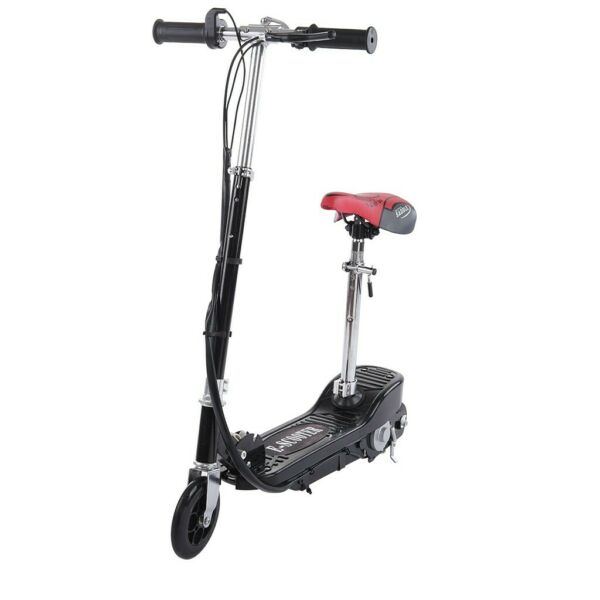 ELECTRIC SCOOTER LONG RANGE FOLDING ADULT E SCOOTER URBAN COMMUTER WITH SEAT US $118.99
