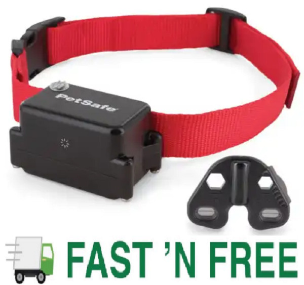 🐶 PetSafe RF 275 11 Stubborn Dog In Ground Fence Receiver Collar $0 Fast Ship $74.99