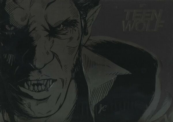 TEEN WOLF The Complete Series 27 DVD Box Set New Free Shipping $48.75