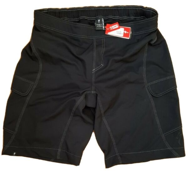 Specialized Mountain Bike Shorts Mens XL Black padded $49.00