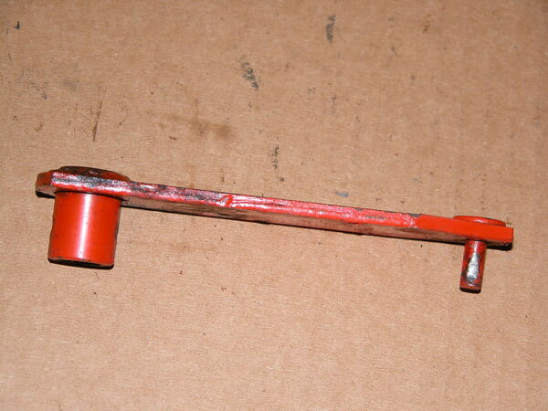 Used Ariens snow blower auger clutch lever 03201000 32010