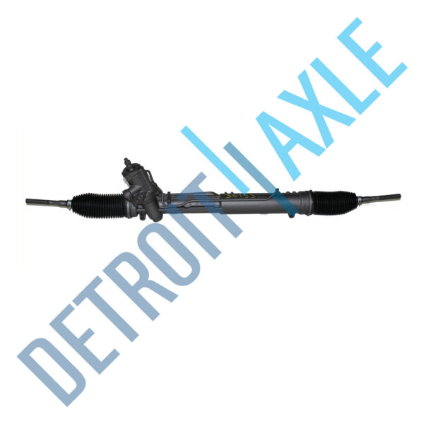 Complete Power Steering Rack and Pinion No Servotronic 2004 2010 BMW X3 $253.75