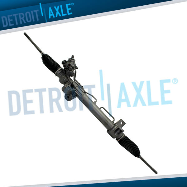 Power Steering Rack and Pinion for GMC Acadia Buick Enclave Chevrolet Traverse $129.49