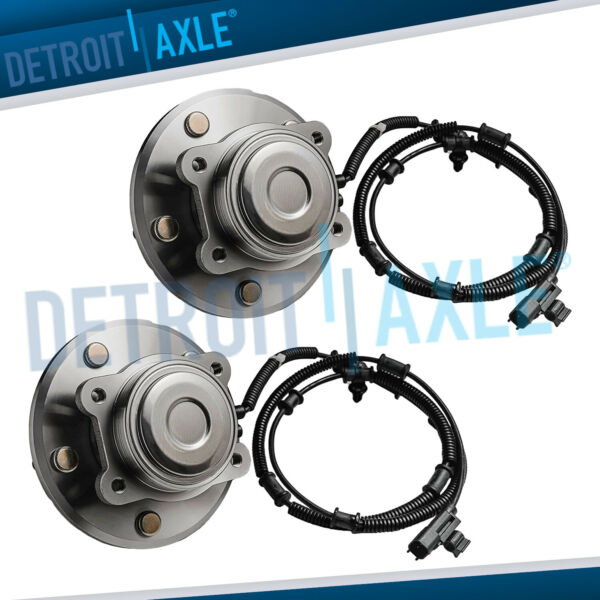 2 Rear Wheel Bearing and Hub Pair for 2008 2012 Grand Caravan Town amp; Country $104.20