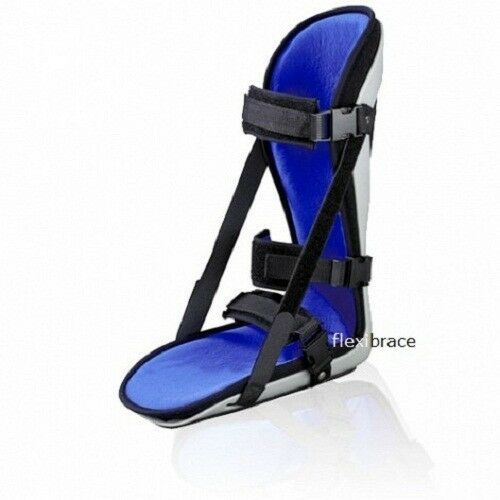 Night Splint Boot Plantar Fasciitis Stretch Heel Spurs Achilles Tendinitis Brace