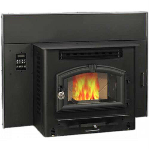 FIRE RITE FIREPLACE INSERT CORN WOOD PELLET STOVE