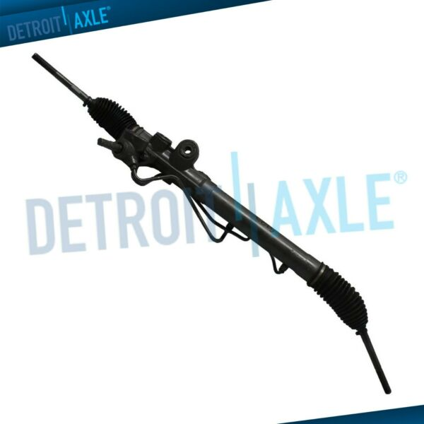 Power Steering Rack and Pinion Assembly and 16mm Tie Rod for 2006 2010 Hummer H3 $234.97