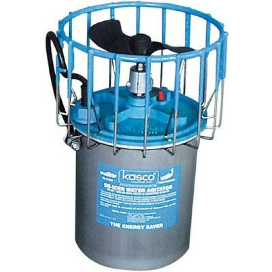 Kasco Marine 4400D100 De-Icer 1hp 120 volts Clears Up To 90' Diameter 100' Cord