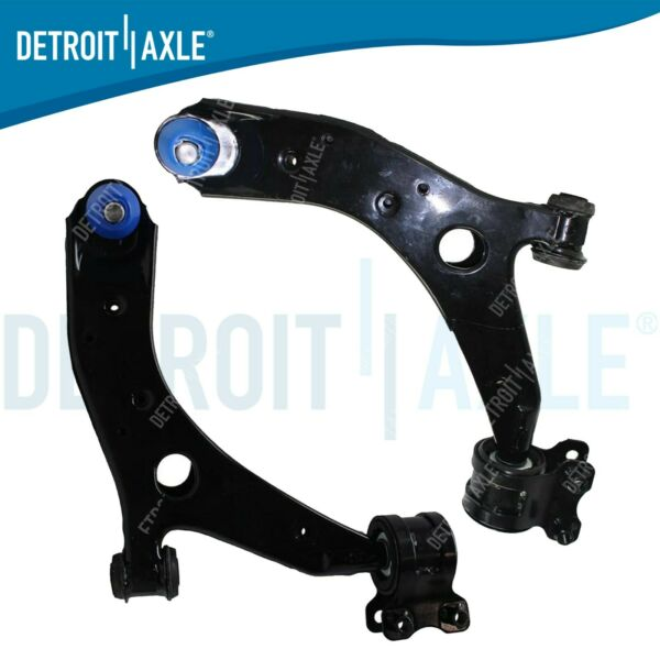 Front Lower Control Arms for 2004 2005 2006 2007 2008 2009 Mazda 3 Non-Turbo