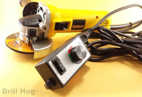 Router Variable Speed Controller Electric Motor AC Bench Grinder Fan Rheostat