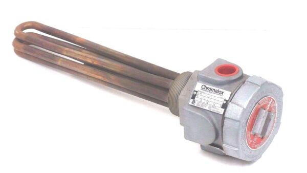NEW CHROMALOX EMT-306E2 IMMERSION HEATER 156-147427-104 EMT306E2