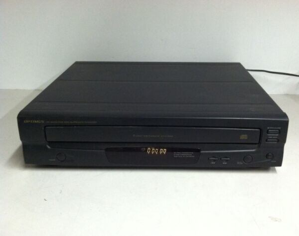 Optimus CD-6400 Compact Disc Automatic 5-Disc Changer $37.50