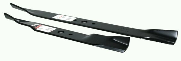 38quot; Rotary #10095 10096 Lawn Mower Blade Set Simplicity 1704856 1704101