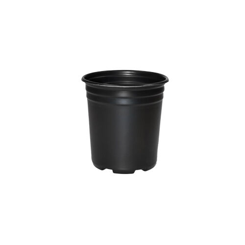 1  2  3  5  7  10 Gallon Black Plastic Plant Flower Pot Nursery Containers