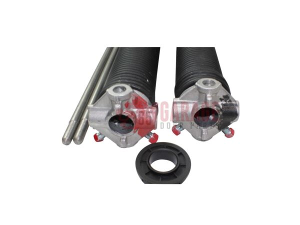 Pair of .250 Garage Door Torsion Springs Any Length Up to 43