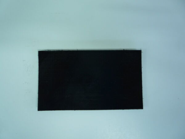 IR MAGIC BLACK PATCH BLANK 3.5quot; X 2quot; INFRARED SolasX WITH VELCRO® BRAND FASTENER