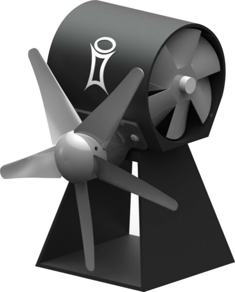 Smartfan Heat Powered 5 Blade Stove Fan 4 Models for Wood Gase and Soapstoves