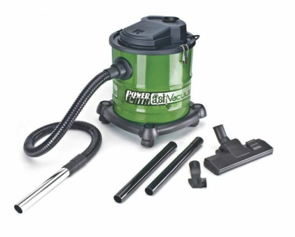 Power Vacuum Ash Vac Cleaner Fireplace BBQ Grills 5.2 Gal. Shop Powersmith
