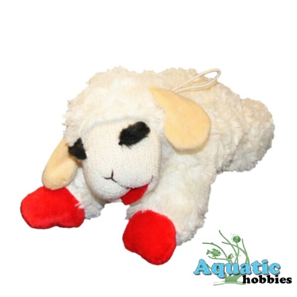 Multipet Lamb Chop Plush & Squeak Toy for Dogs & Puppies CHOOSE SIZE $6.97