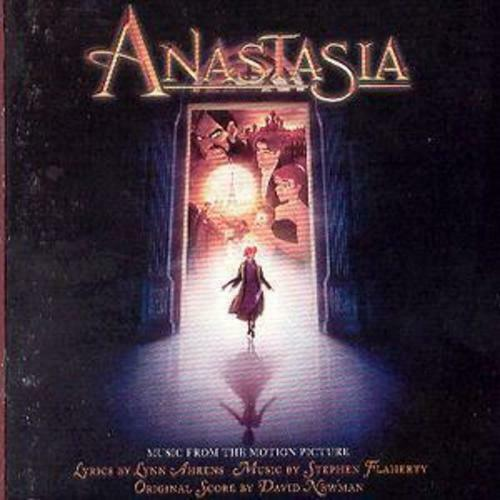 Lynn Aherns : Anastasia: Music From The Motion Picture CD (1999)
