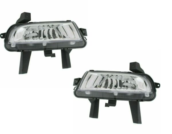 BUICK LACROSSE 2014-2015 PAIR LEFT RIGHT DRIVING LAMP FOG LIGHT BUMPER NEW SET