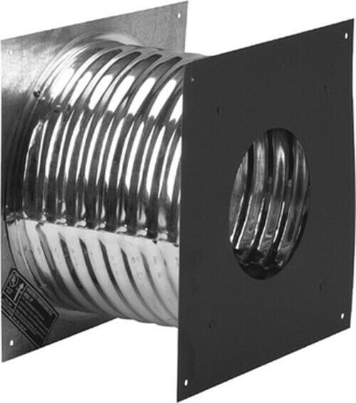 Pellet Stove Pipe Wall ThimbleNo 243460 Selkirk Corp $45.12