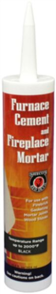 Furnace Cement And Fireplace MortarNo 122 Meeco Mfg Co Inc $11.51