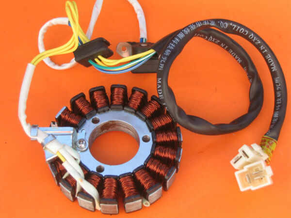Ignition Magneto Stator Plate 18 Pole Suzuki GN 125 GS 125 150 Motorcycle 150cc $38.99