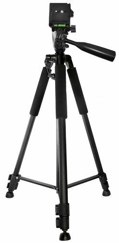 60quot; Full Size Lightweight Universal Camera Video Tripod for Canon Fuji Nikon