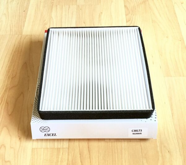 CABIN AIR FILTER FOR CHEVY SILVERADO TAHOE GREAT FIT C38173 $8.46