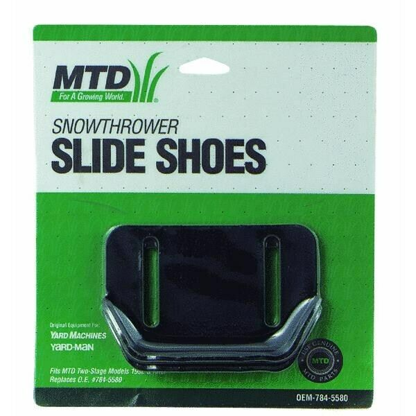 Snow Thrower Slide ShoesNo OEM-784-5580  Arnold Corp 3PK