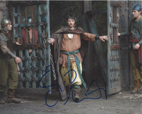 ACTOR ENZO CILENTI SIGNED GAME OF THRONES 8X10 PHOTO A WCOA YEZZAN ZO QAGGAZ