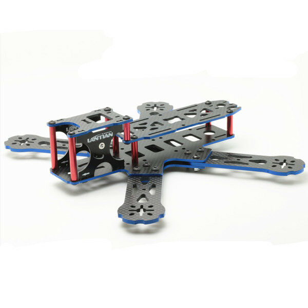 Lantian LTX-HEX4-215 215MM Carbon Fiber Mini Frame Kit  for RC FPV Racing Drone