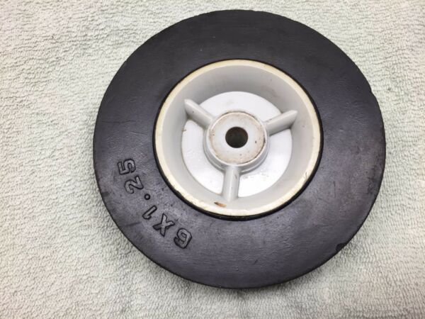 Sears Craftsman 536.884570 Snow Blower Thrower Wheel Tire 6X1.25 55359