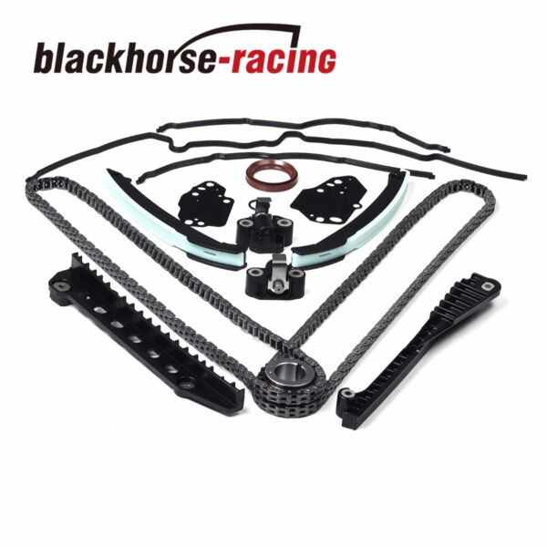 Timing Chain Kit+Cover Gaskets 04-08 For Ford F-150 F250 Lincoln 5.4L Triton 3V