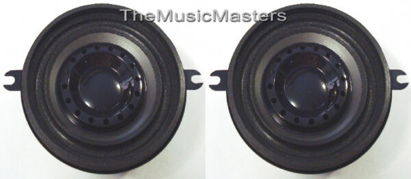 2X 3.5quot; inch 3 1 2quot; Car Stereo DASH MOUNT SPEAKERS Factory OEM Style Replacement $19.89
