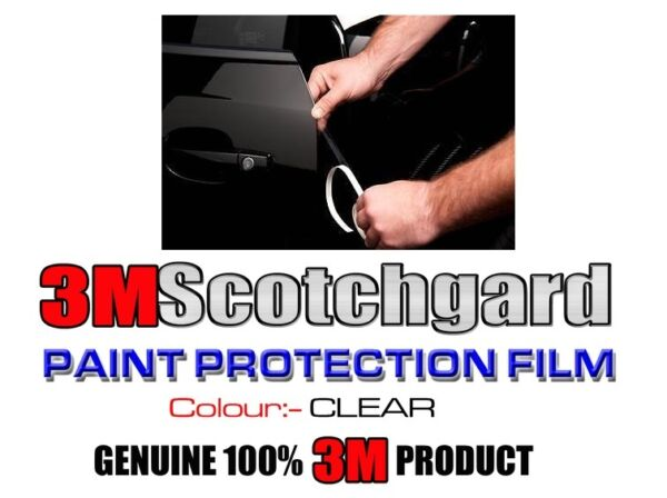 3M 4 Door Edge Guard Anti Scratch Chip Paint Strong Protection UV Film Strip Car
