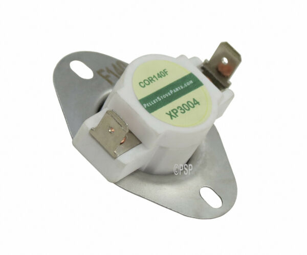 ENVIRO EF3 PELLET STOVE LOW LIMIT XP3004 COMBUSTION EXHAUST SNAP SWITCH EF 010 $22.95
