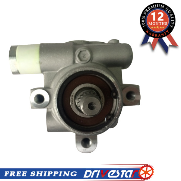 OE-Quality Brand New Power Steering Pump for 93-98 Nissan Quest Mercury Villager